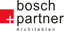 bosch + partner Architekten - Logo